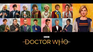 Doctor Who   Never Been Better tribute 1963 - 2021