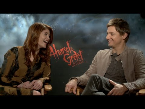 HANSEL AND GRETEL Interview: Jeremy Renner and Gemma Arterton