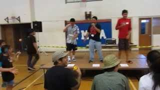 Kendamah Oahu Tournament Nuuanu YMCA