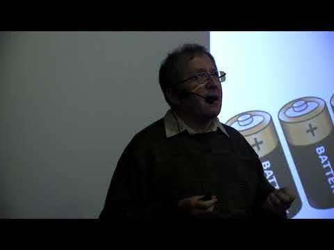 DIY solar aircraft | Phil Charlesworth | TEDxAberystwyth