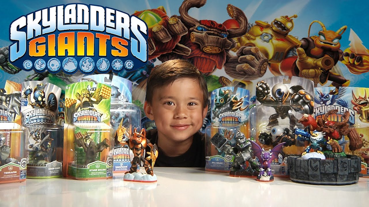 Uncategorized Skylander Giant Games skylanders giants time with epic portal of power special effects youtube
