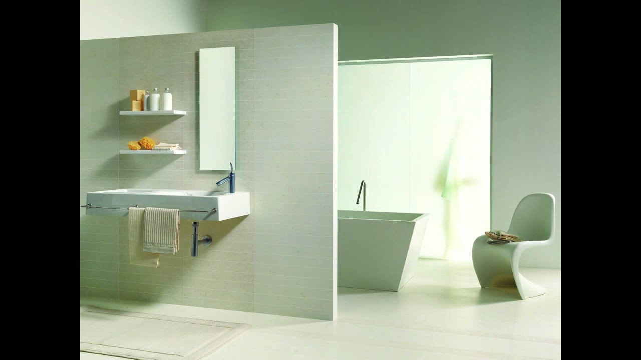 Renovering af badeværelse inspiration - YouTube