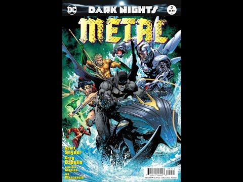 Dark Nights Metal Issue 2 Reviewed