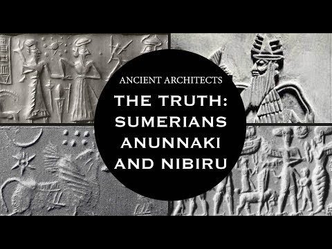 Sumerians, Anunnaki and