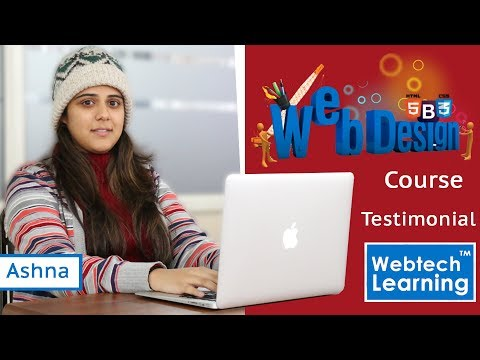 Know about Graphic Designing By Ashna (Trainee at WebtechLearning)