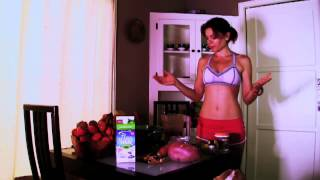 Vegan Yoga Workout Recovery Meal for Sore Muscles Low Fat High Carb Quince