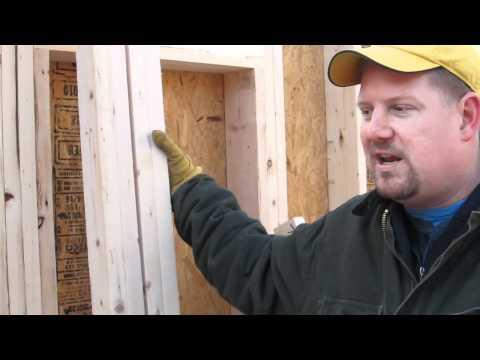 Prefabricated Wall Panel Construction