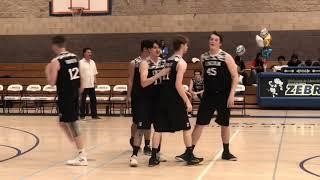 Lincoln High School • Boys volleyball VS Bear River