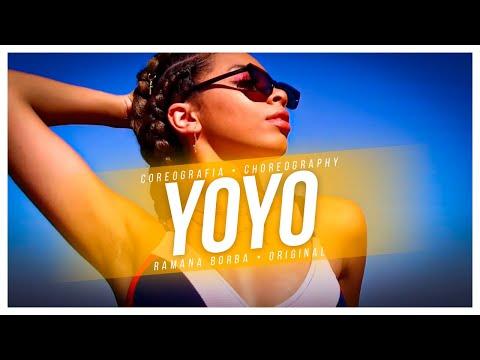 YOYO-GLORIA GROOVE FEAT IZA (COREOGRAFIA)/ RAMANA BORBA