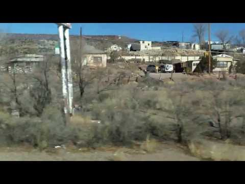 Poverty On Native  Reservations in New Mexico