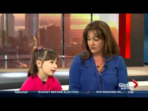 Global TV Interview - Nicole Bianco