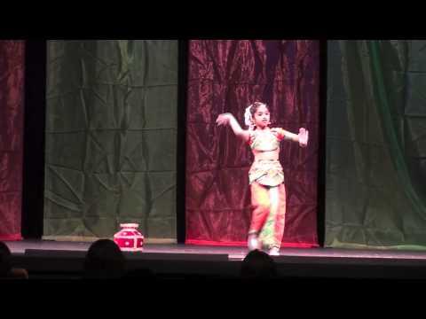 Thaye Yashoda by Avantika Vandanapu @ FIA Republic Day Dance Competitions