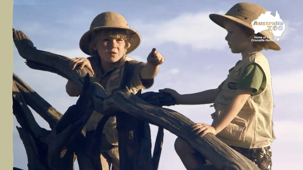 Young Robert Irwin on safari | Irwin Family Adventures