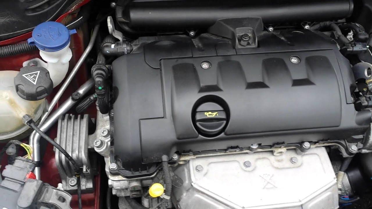 moteur froid 207 vti 120 sportium youtube
