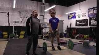 The Mac Board - Fix One of the Most Common Issues in Weightlifting