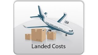 What is Landed Cost  ?