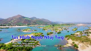 Nuj Xeem Muas - Tus Hlub Nyob Ntuj Twg (Official MV/Lyrics)
