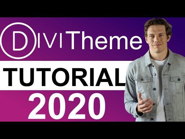 HOW TO MAKE A WORDPRESS WEBSITE 2020 || Divi Theme Full Tutorial for Beginners