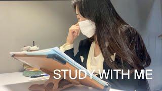 2020.05.06 스터디카페에서 같이 공부해요♡ |S…
