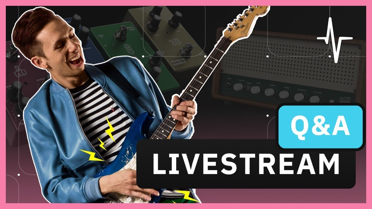 LIVE Bass Demo with Cory Wong  |  Neural DSP Q&A #59