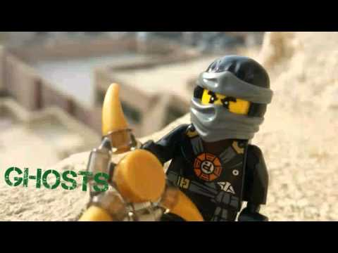LEGO Ninjago | NINJA LIFE 7 - Cole VS Ghosts