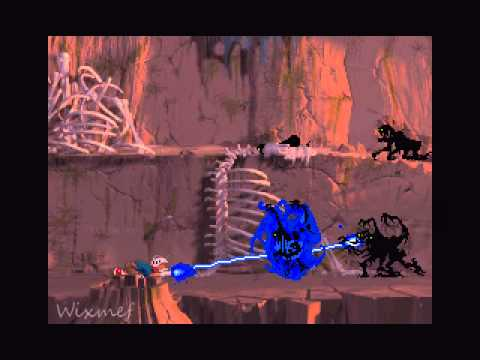Heart Of Darkness Pc 1998 Level 1 Canyon Of Death