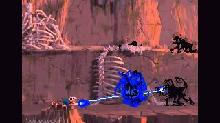 Heart of Darkness (PC, 1998) - Level 1#: Canyon of Death