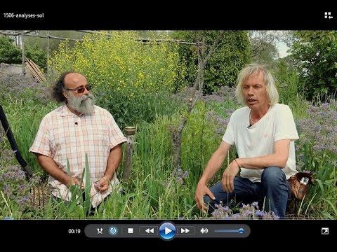 L'analyse des sols au mas de Beaulieu, la preuve scientifique en vidéo.