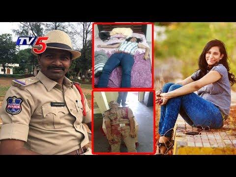 బ్యూటీషియన్ శిరీషను ఎసై ప్రభాకర్ రేప్ చేసినట్లు ఆరోపణలు..! | Hyderabad To Amaravati Live | TV5 News