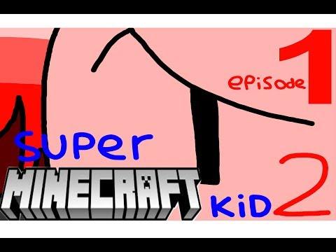 Super Minecraft Kid Season 2: RE - Animated: Episode 1 - An old Threat.