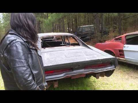 1969 charger 69 pt 8 fitting the taillights