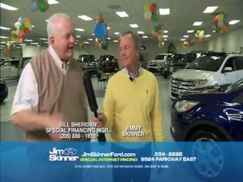 Jim Skinner Ford - Special Financing Car Credit  sc 1 st  YouTube & Jim Skinner Ford - Special Financing Car Credit - YouTube markmcfarlin.com