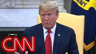 Trump: No regrets signing executive order