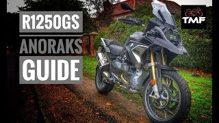 Anoraks guide to the brand new 2019 BMW R1250 GS