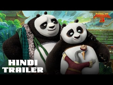 Kung Fu Panda 3 | Official Hindi Trailer | Fox Star India