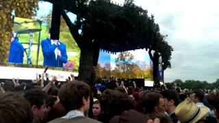 the pogues body of an american hyde park 07 14