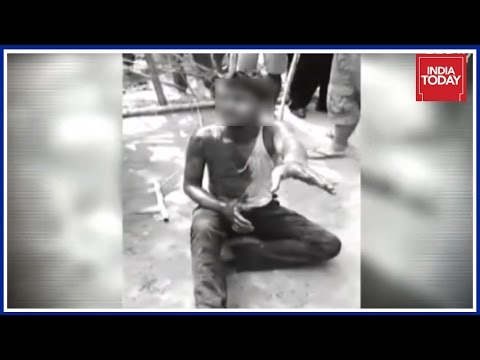 Lynching in Jharkhand Over Social Media Rumours