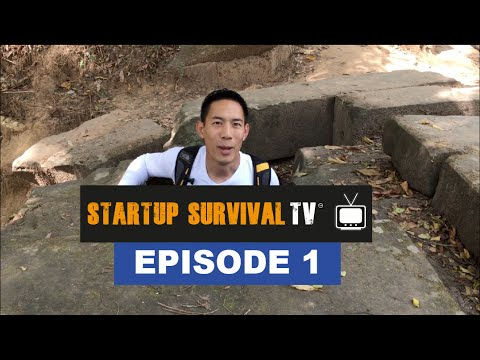 Startup Survival TV - Episode 1 - Employing People, Building Teams, Protecting IP