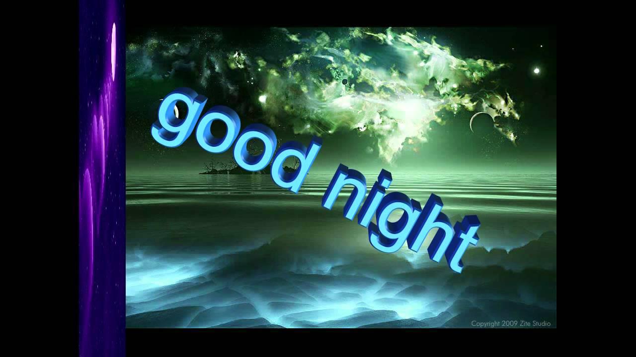 Good Night Sweet Dreams Wishesgood Night Greetingse Card