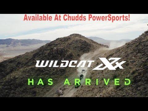 2019 Textron Off Road Wildcat XX thumbnail
