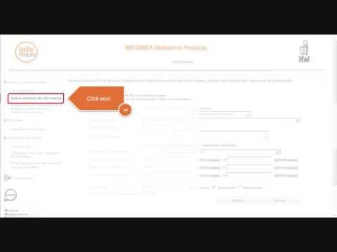 IFAI: cómo realizar una solicitud de acceso a la