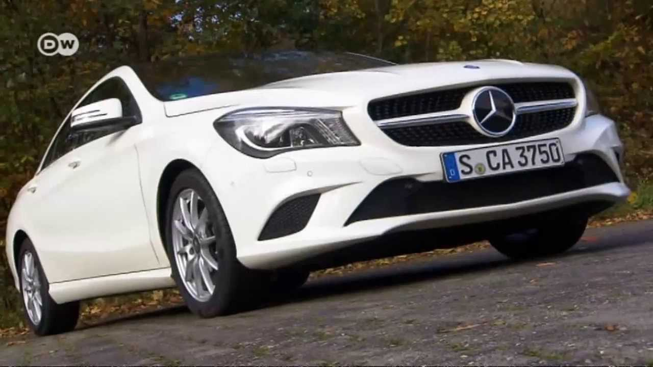 Im Test Mercedes Cla Motor Mobil