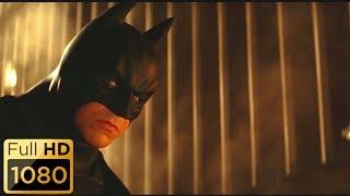 Бэтмен пресекает погрузку наркотиков в порту. Бэтмен: Начало.