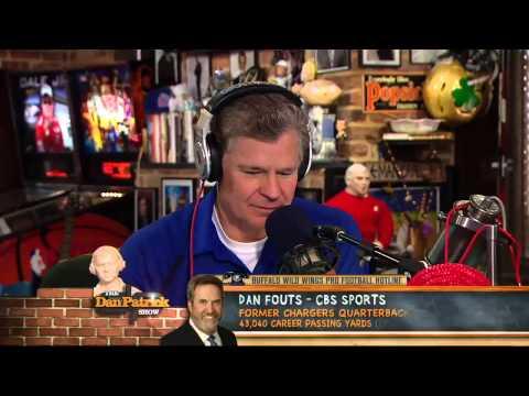 Dan Fouts on The Dan Patrick Show 1/22/13