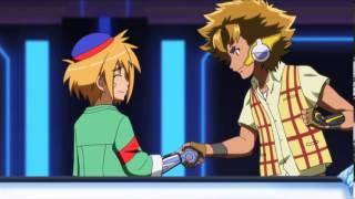 B-DAMAN CROSSFIRE - Folge 9 - ''Dies ist Break Bomber!?''