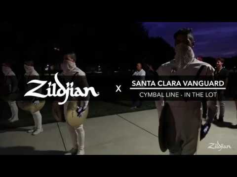Santa Clara Vanguard 2020 Full Show.Santa Clara Vanguard Cymbal Line In The Lot