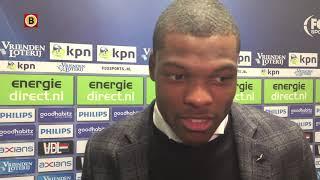 PSV'er Denzel Dumfries grapt: 'De volgende keer een Surinamedag'