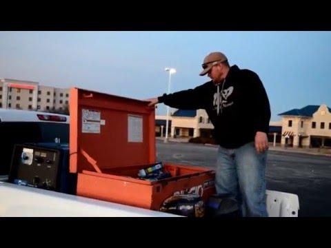 Dereks Welding Rig 2012 Chevy Silverado1500 & 2015 Miller Trailblazer 325