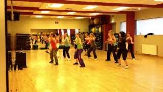 Dj Rebel - Cuba (2012) Zumba fitness Dance by Mariann