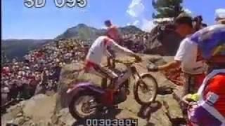 Dirt Bike Various 1 - Dirt Bike Jumps - Rock Climbing - Best Shot Footage - Stock Footage